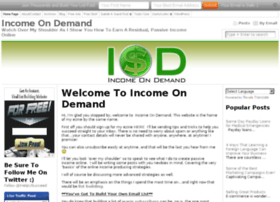 incomeondemand.org