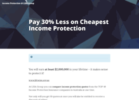 incomeprotection.lisagroup.com.au
