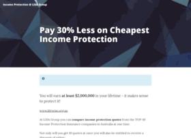 incomeprotection.lisagroup.com.au