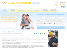 Incomeprotectiondirect.com.au