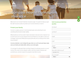 incomeprotectioninsurancenz.co.nz
