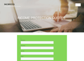 incomeprotectionquotes.com.au