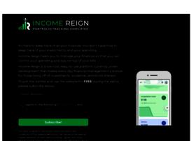 incomereign.com