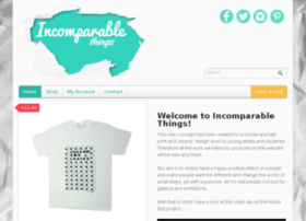 incomparable-things.com