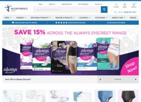 incontinenceshop.com