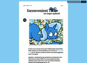 inconvenienttrixie.tumblr.com