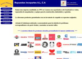 incopartes.com.ve