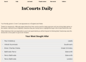 incourts.co.uk