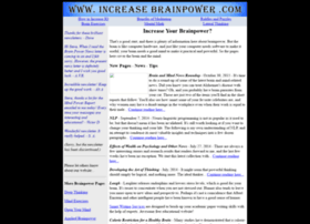 increasebrainpower.com