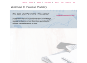 increasevisibility.com