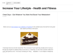 increaseyourlifestyle.com