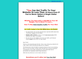 increaseyouronlinetraffic.com