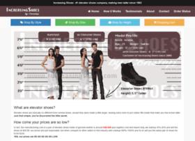 increasingshoes.com