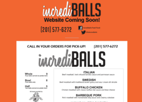 incrediballsfoodtruck.com