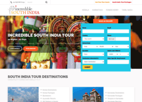 incredible-southindia.com