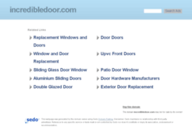 incredibledoor.com