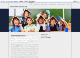 incredibleeducation.yolasite.com