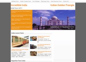 incredibleindia.egoldentriangle.com