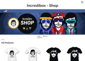 incredibox-shop.spreadshirt.com