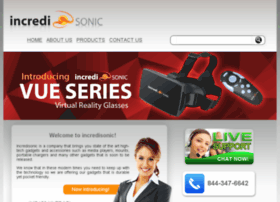 incredisonic.com