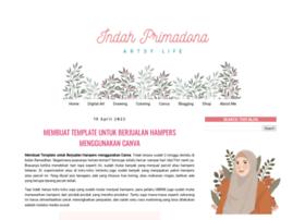 indahprimadona.com