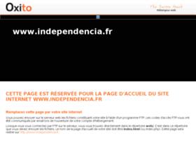 independencia.fr