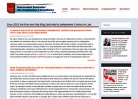 independentcontractorcompliance.com
