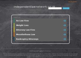 independentlawnetwork.co.uk