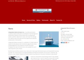 independentmarinesurveyorsinc.com