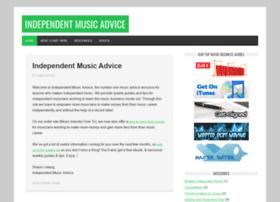 independentmusicadvice.com