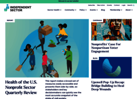 independentsector.org
