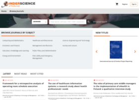 inderscienceonline.com