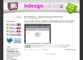 indesign-podcast.de