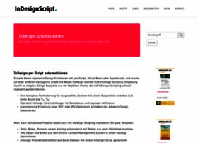indesignscript.de