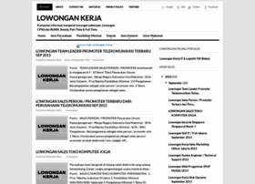 index-lowongankerja.blogspot.com