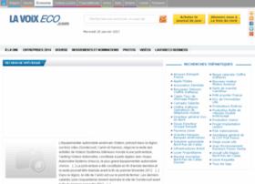 index.lavoixeco.com