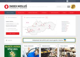 indexnoslus.sk