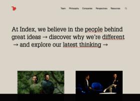 indexventures.com
