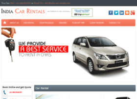 india-car-rentals.com