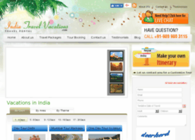 india-travel-vacations.com