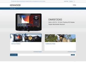 india.kenwood.com