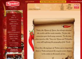 india.ramdevfood.com