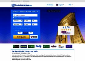 india.rentalcargroup.com