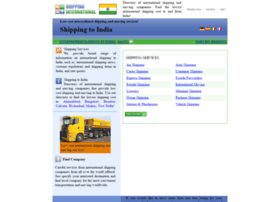 india.shipping-international.com