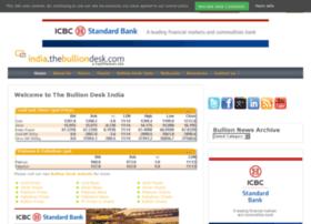 india.thebulliondesk.com