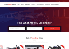 indiabestbikes.com