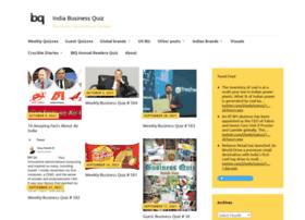 indiabusinessquiz.com