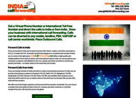indiacallforwarding.com