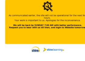 indiacalling.shine.com