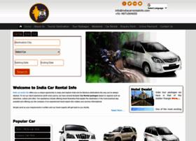 indiacarrentalinfo.com